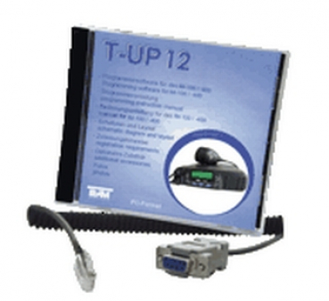 TEAM T-UP15-USB/COM Programmierung TeCom X5