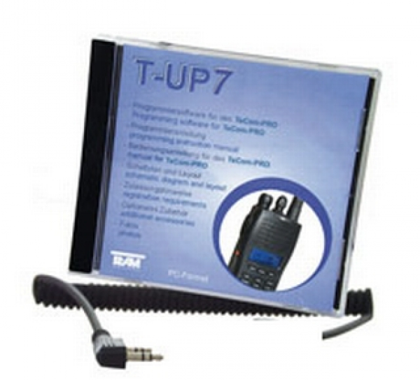 TEAM T-UP14 PC-Programmiersoftware TeCom-DB